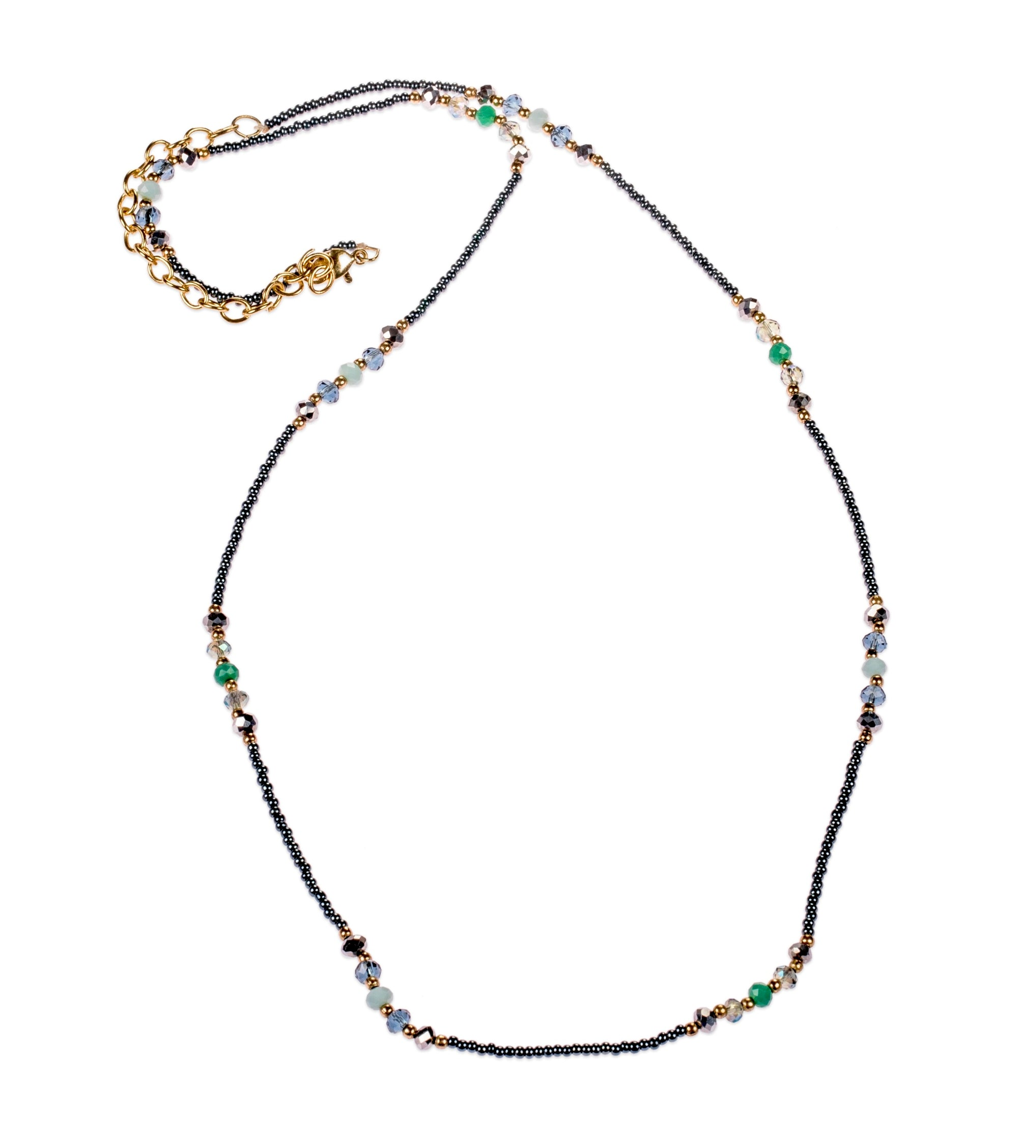 Esha Necklace by Daughters of the Ganges