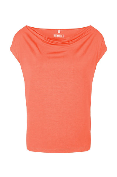 SENSA Bamboo Top Coral - Komodo Fashion