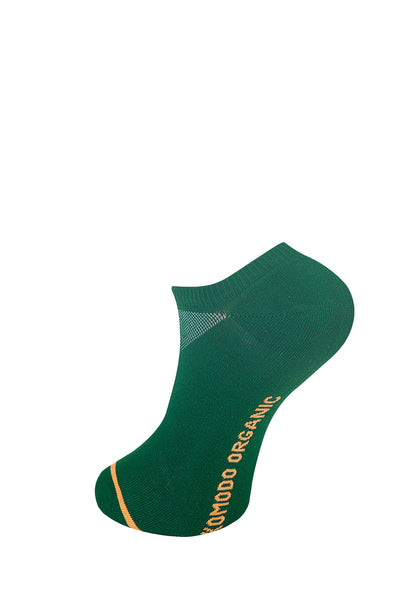 SUN Emerald Organic Cotton Trainer Socks