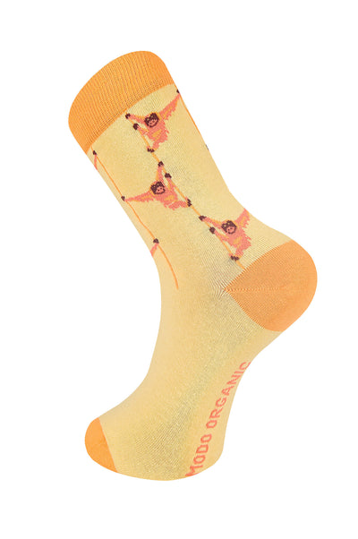 SOS Mimosa Organic Cotton Socks