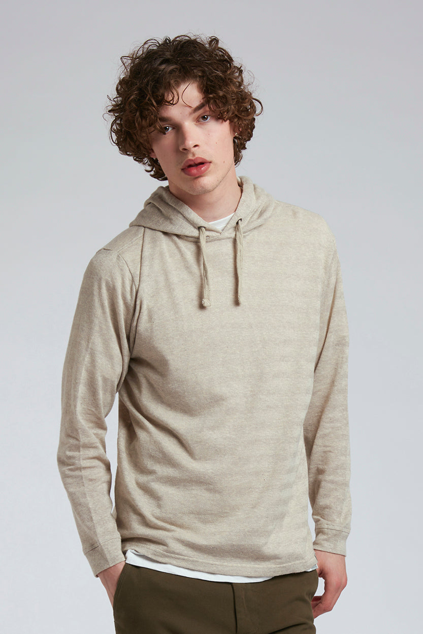SOUL Hemp Hooded Tee Fine Hemp