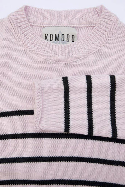 TINNA Merino Wool Jumper - Komodo Fashion