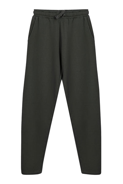 OLYMPIA Womens - GOTS Organic Cotton Jogger Black