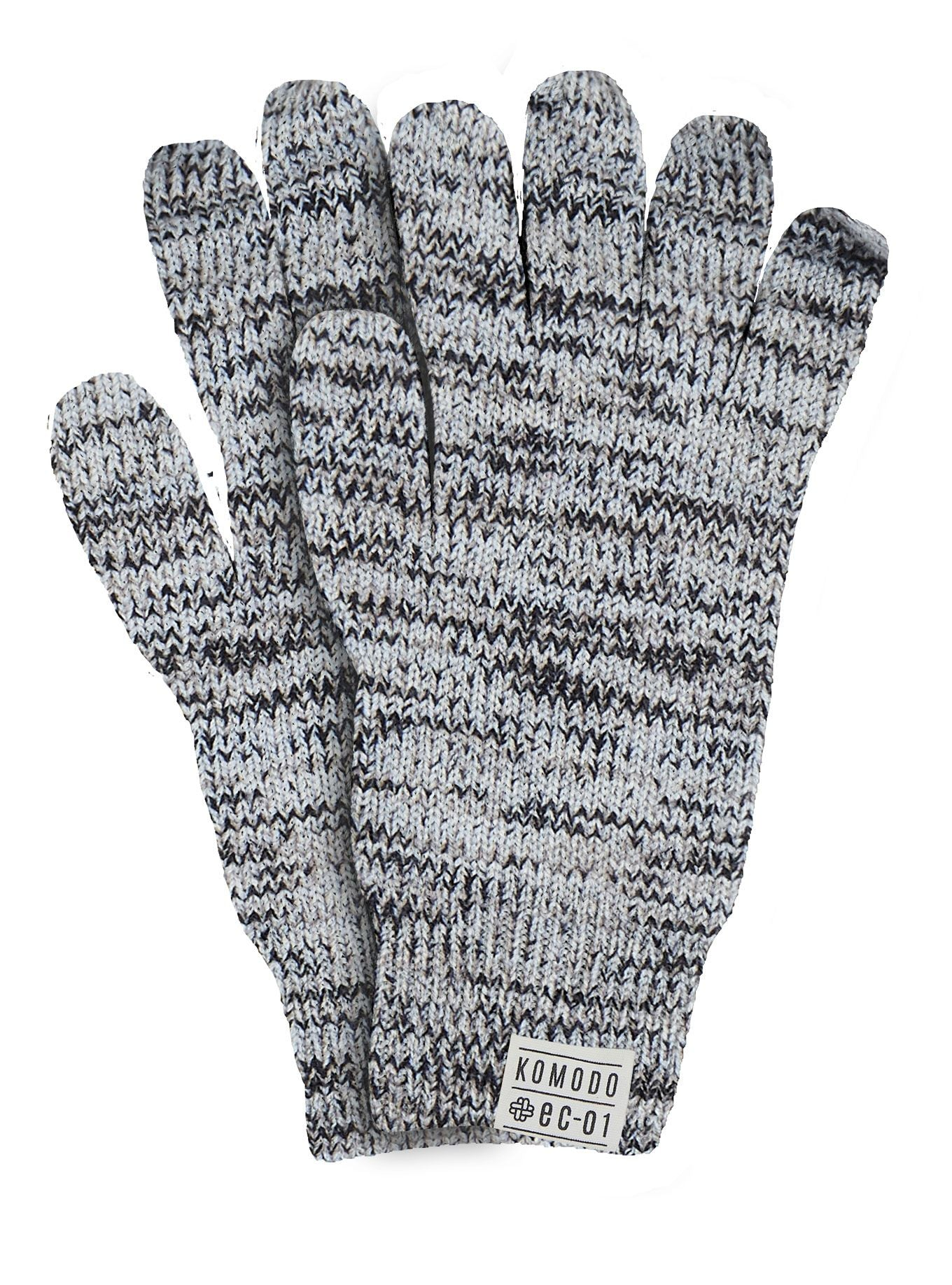 NATALIE Eco Cashmere Gloves Space Dye