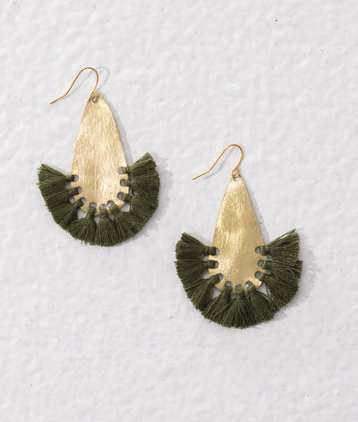 Zara earrings - Komodo Fashion
