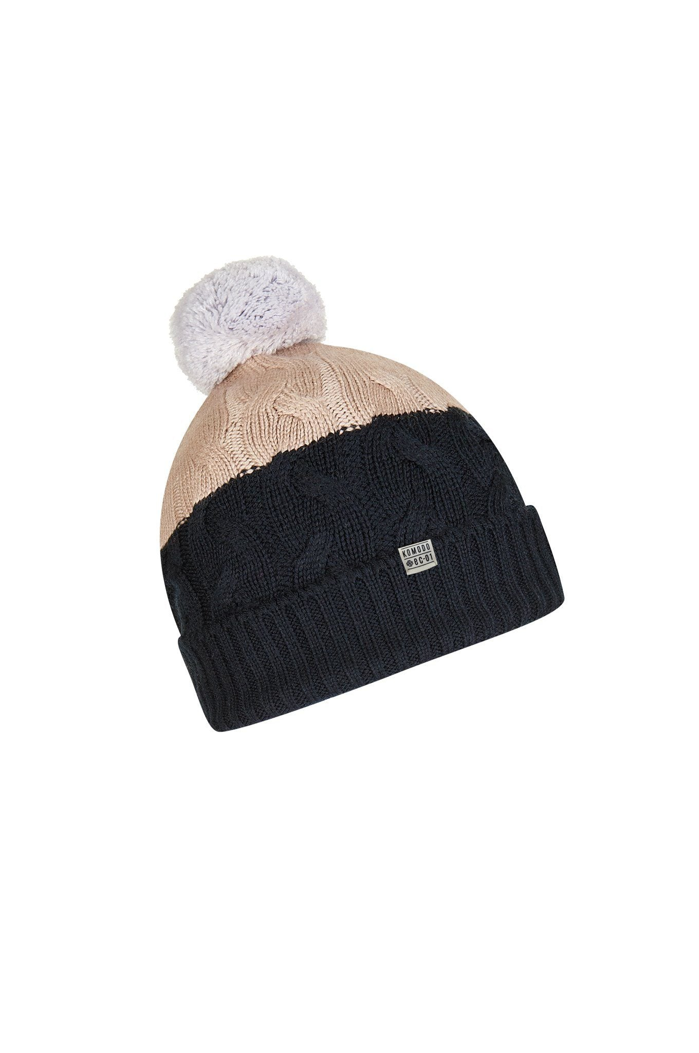 Accessories - EDDIE Merino Wool Hat Black