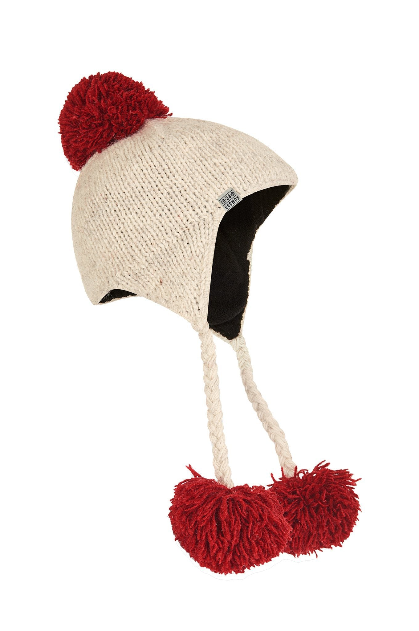ELO Recycled Wool Hat Oatmeal - Komodo Fashion