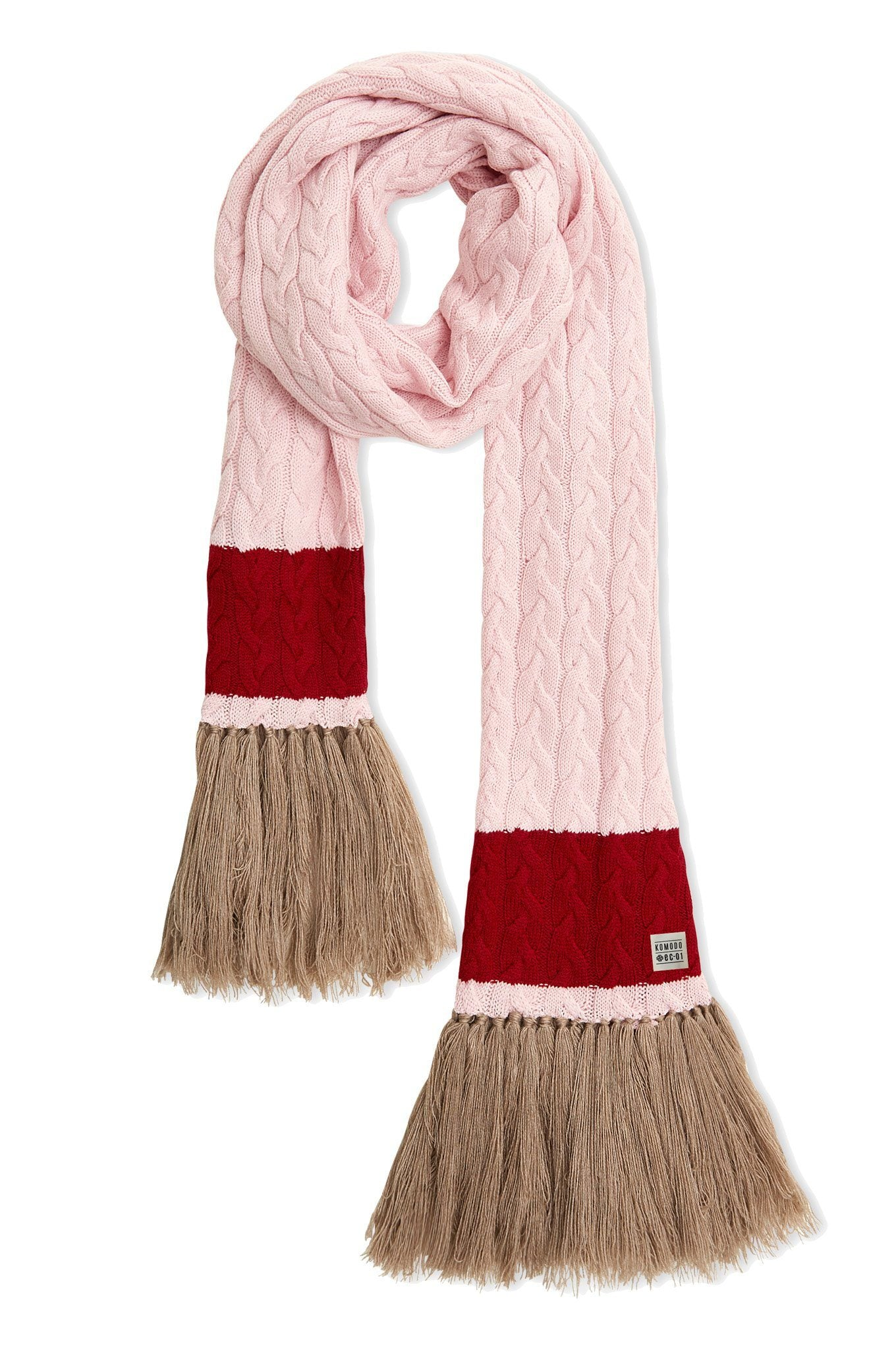 LUA Merino Wool Scarf Shell - Komodo Fashion