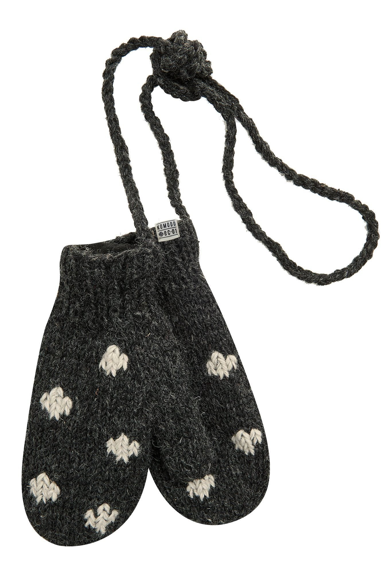 Accessories - MAEVE DOT Recycled Wool Mittens