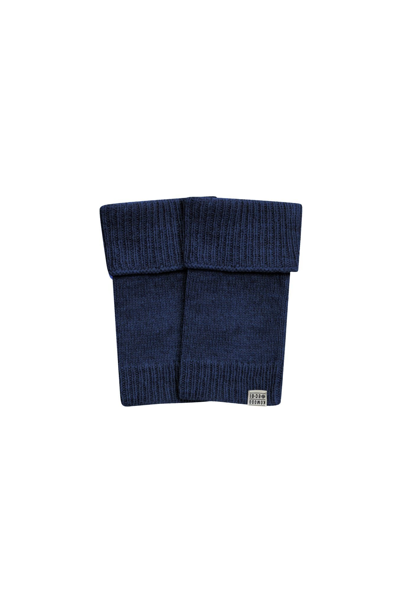 TOR Merino Wool Mittens Navy - Komodo Fashion