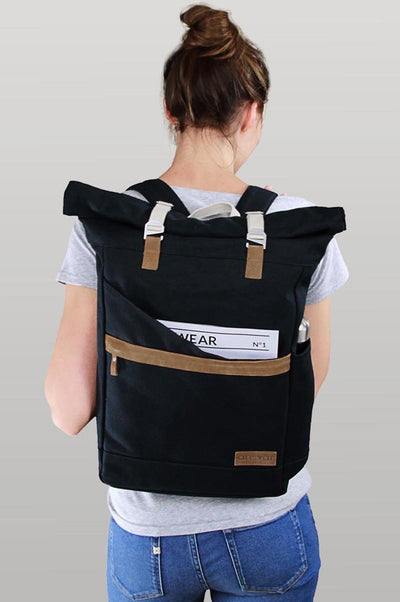 Bag - Backpack Ansvar I Anthracite
