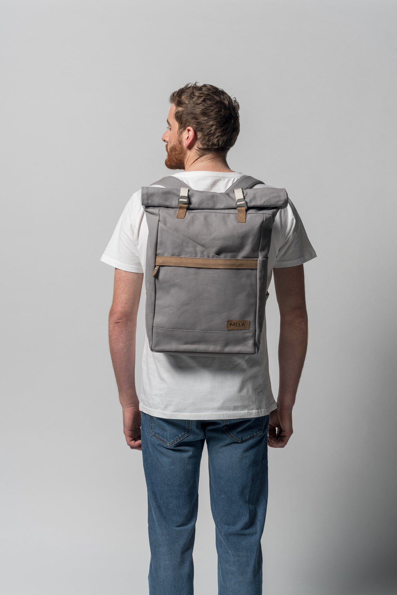 Bag - Backpack ANSVER I Grey