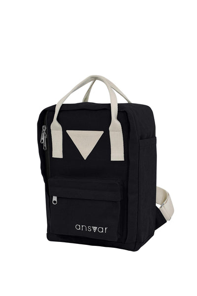 Bag - Mini Backpack Ansvar IV Black