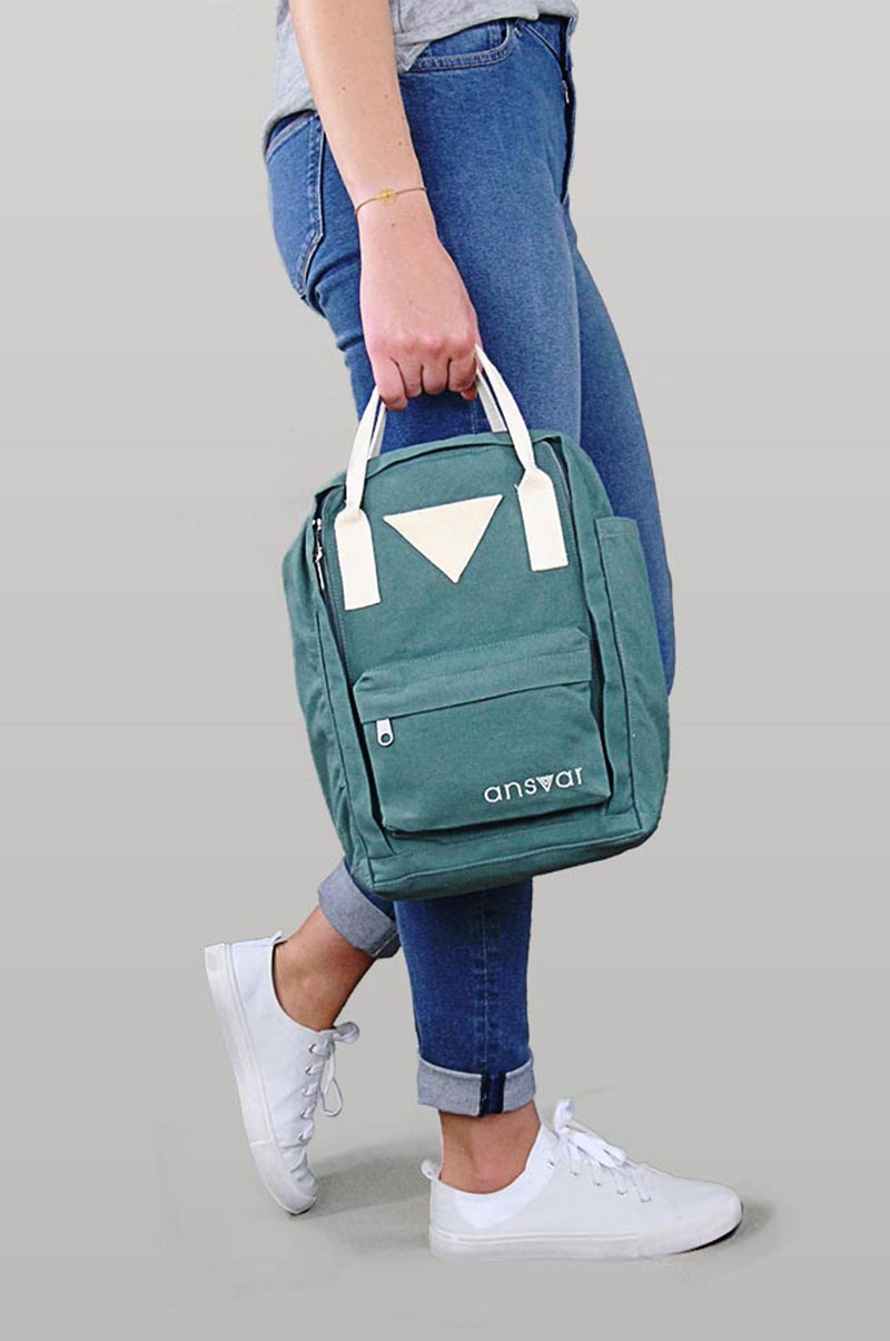 Bag - Mini Backpack Ansvar IV Teal