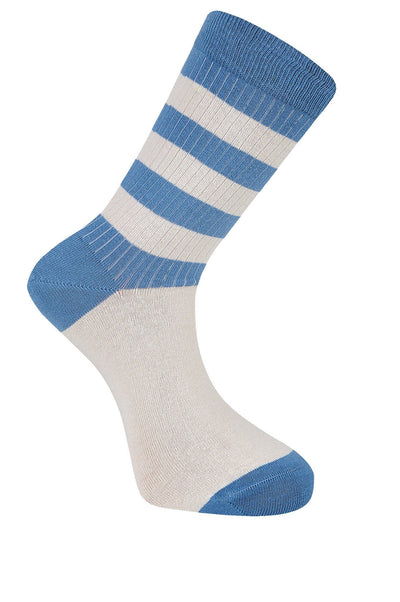 BRETON Hydron Organic Cotton Socks - Komodo Fashion