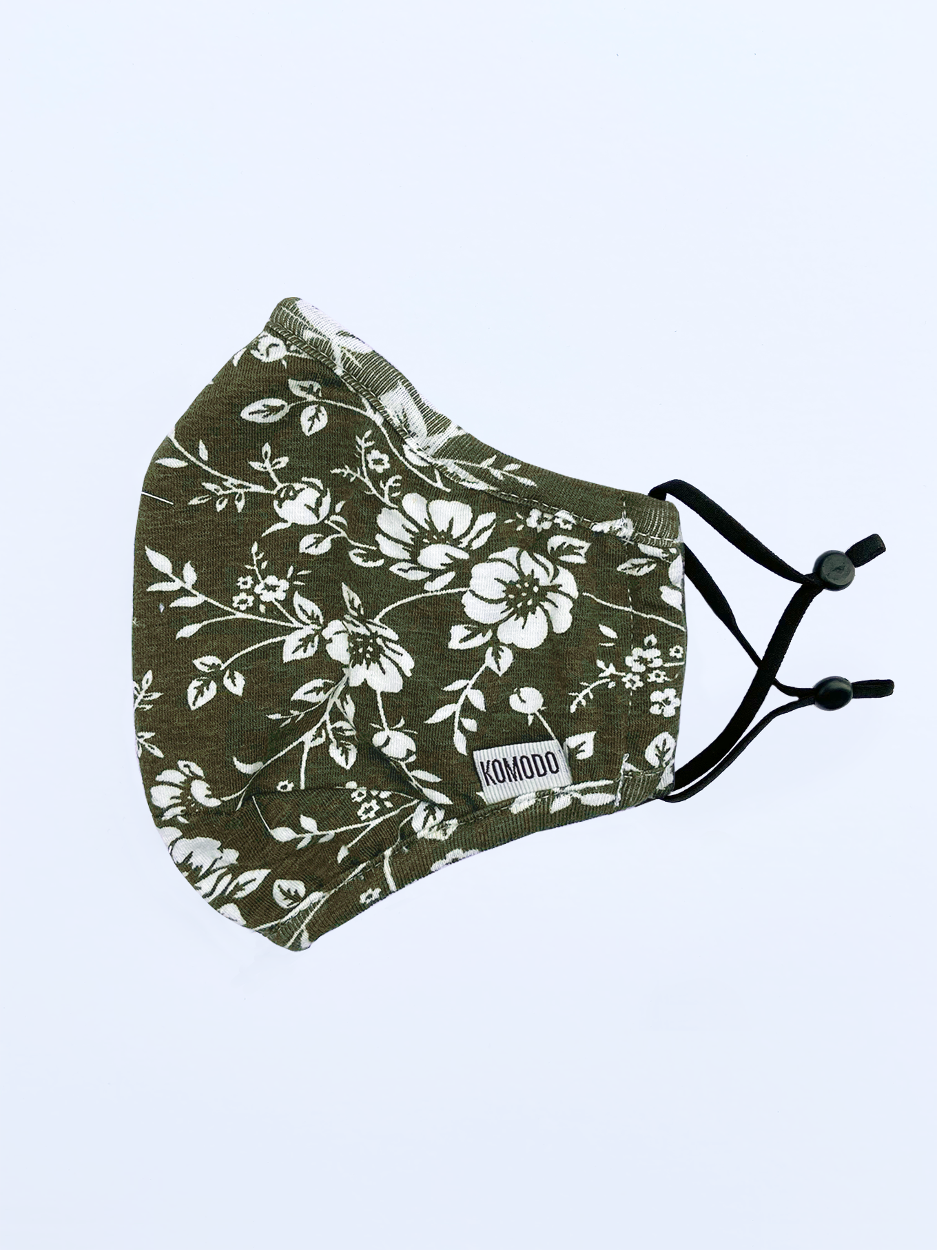 REUSABLE FACE FABRIC FACE MASK - ORCHARD