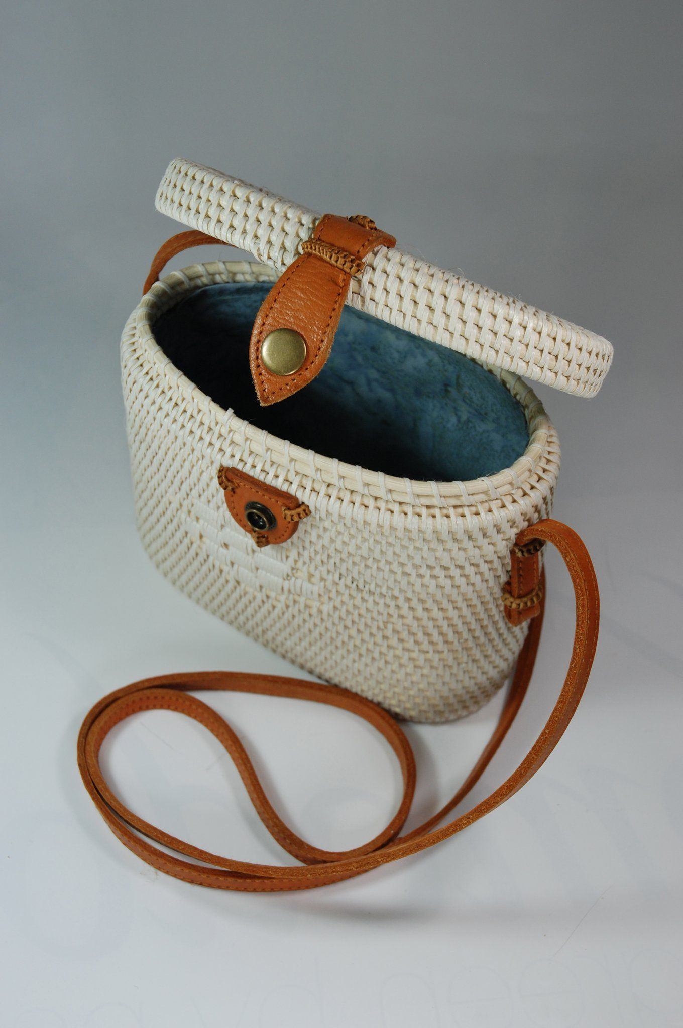 Handmade Bag CAMERA White | KOMODO