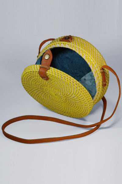 FRISBEE Bag Lemon - Komodo Fashion