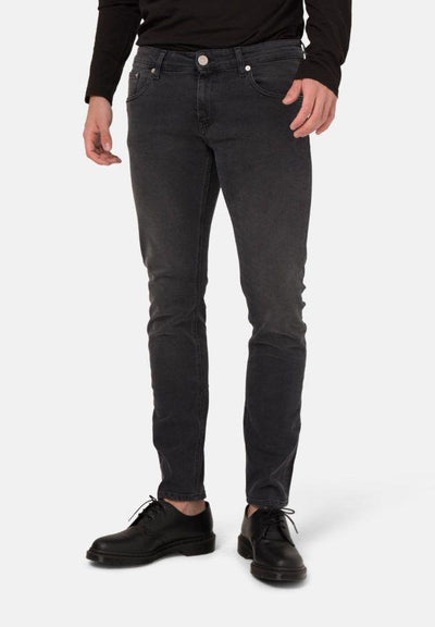 DUNN Mens black jeans by MUD - Komodo Fashion