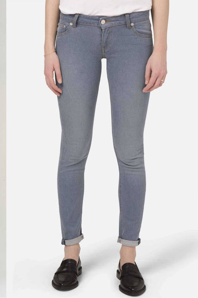 LILLY Womens skinny blue jeans by MUD - Komodo Fashion