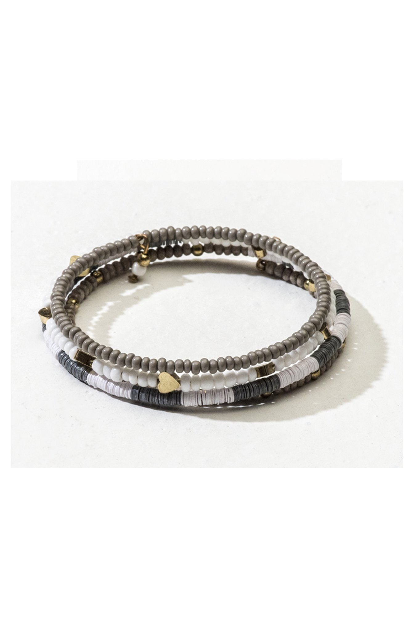 Ayesha Wire Bracelet By Daughter of the Ganges - Komodo Fashion