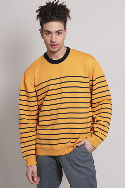 ARON Oversize Merino Wool Jumper - Komodo Fashion