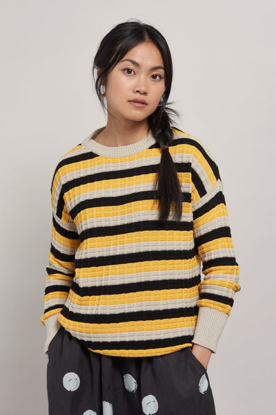 PEARL Organic Cotton Jumper - Komodo Fashion