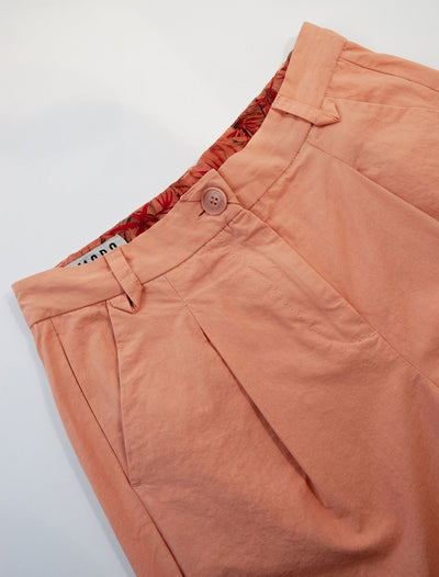 LILA - Organic Cotton Trousers Peach