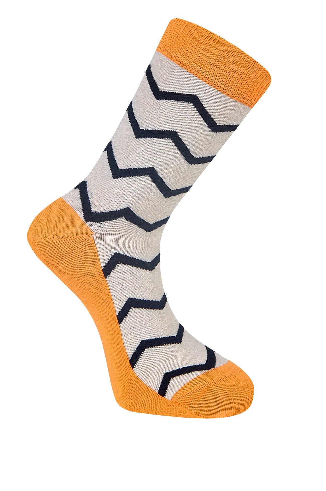 SAPUT Warm Sand Organic Cotton Socks - Komodo Fashion
