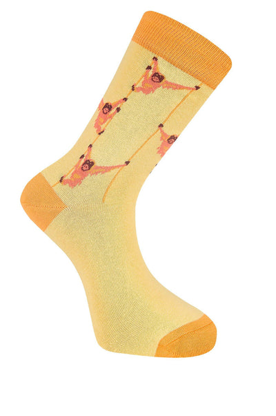 SOS Mimosa Organic Cotton Socks - Komodo Fashion