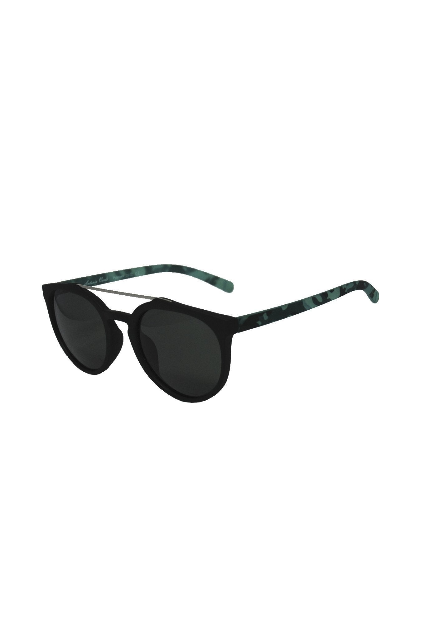 Sunglasses - ZARAGOZA Black Eco Sunglasses By Antonio Verde