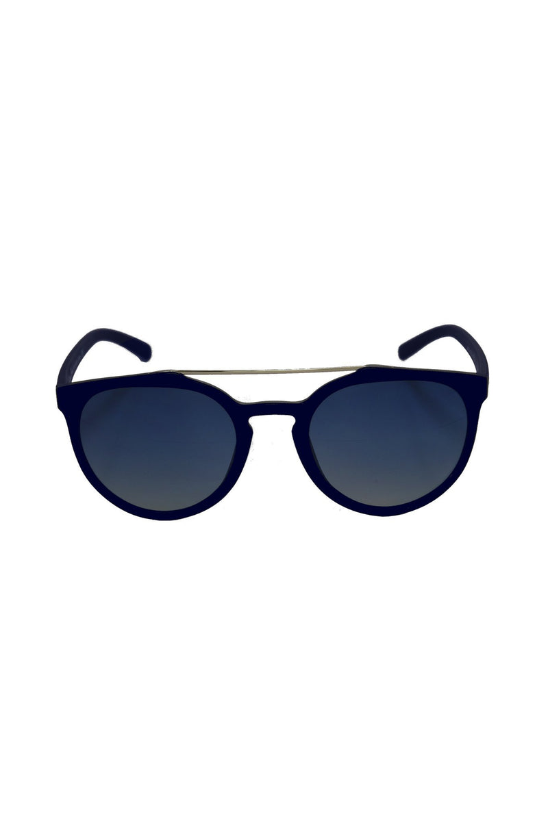 Sunglasses - ZARAGOZA Blue Eco Sunglasses By Antonio Verde