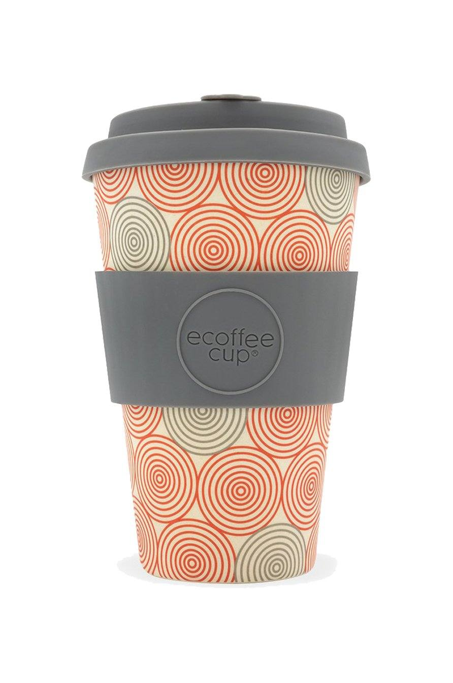 Swirl XL Reusable Bamboo Cup - Komodo Fashion