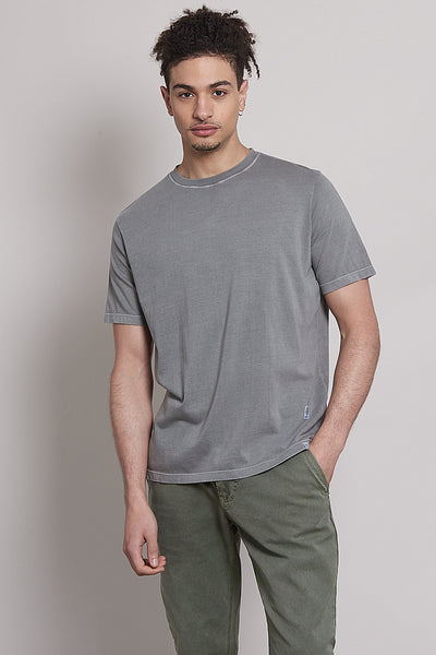 KIN Organic Cotton T-Shirt Dove Grey - Komodo Fashion