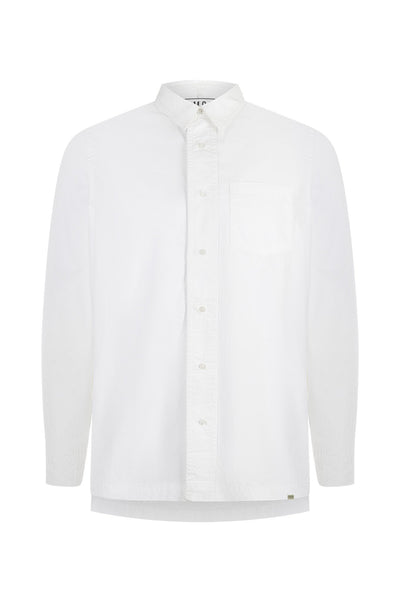 THOMAS Organic Cotton Shirt White