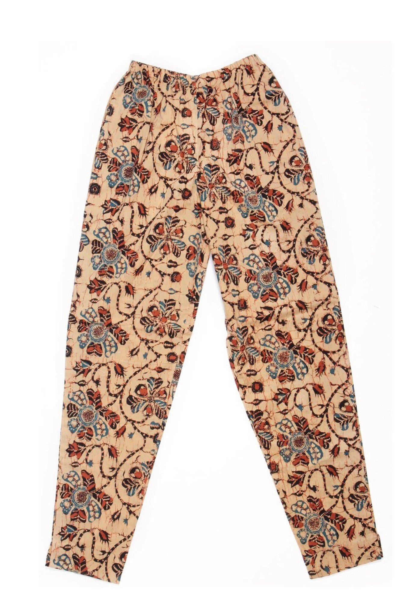 BATIK Trousers Beige - Komodo Fashion