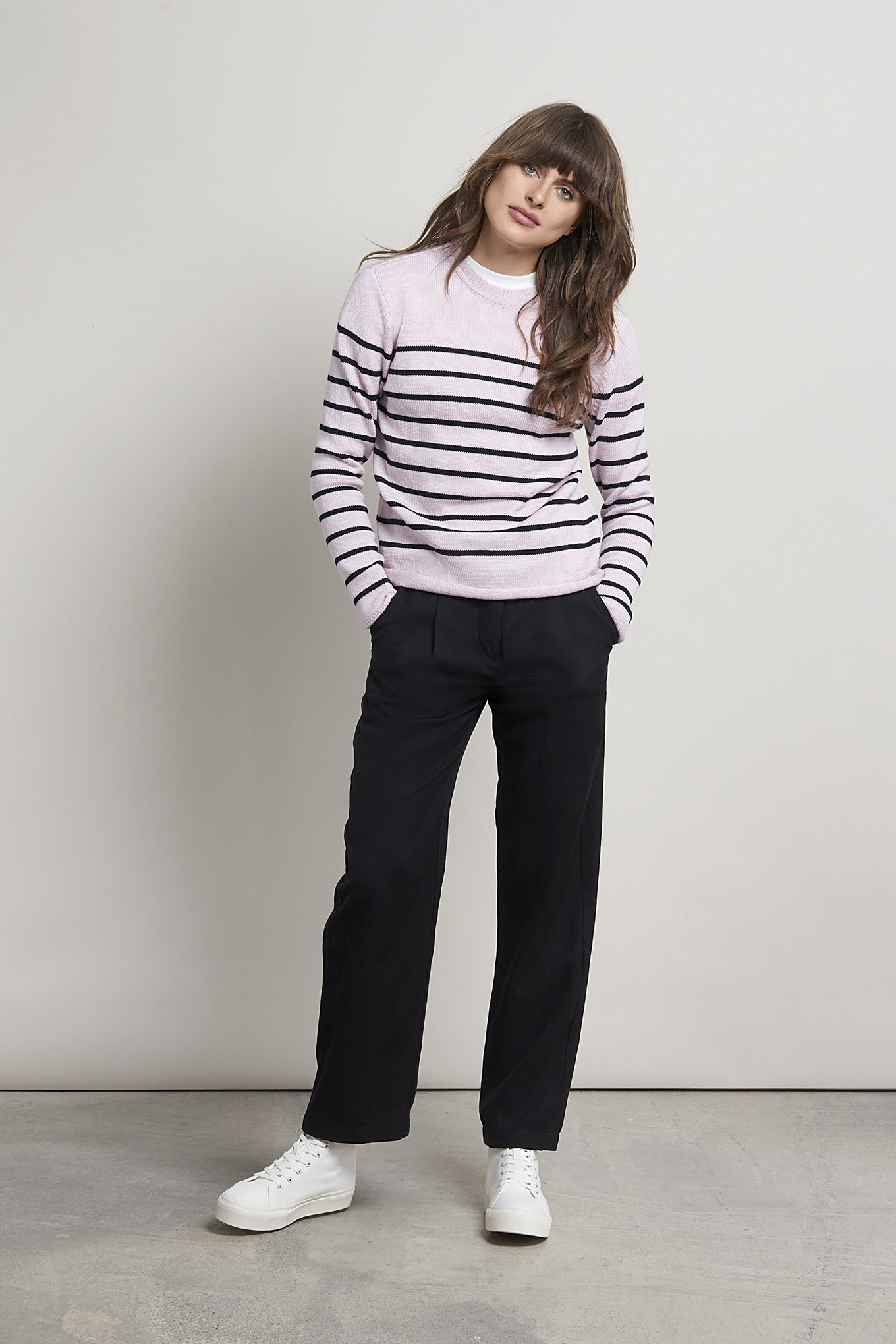 Trousers - LILA Tencel Linen Trousers