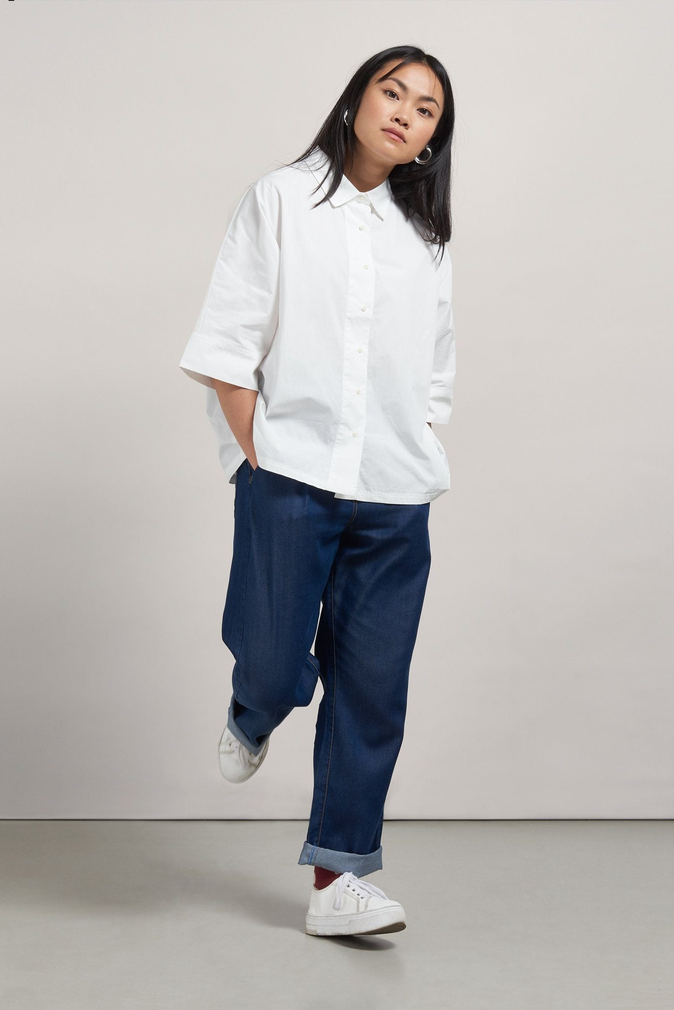 Trousers - YOGI Tencel Trousers