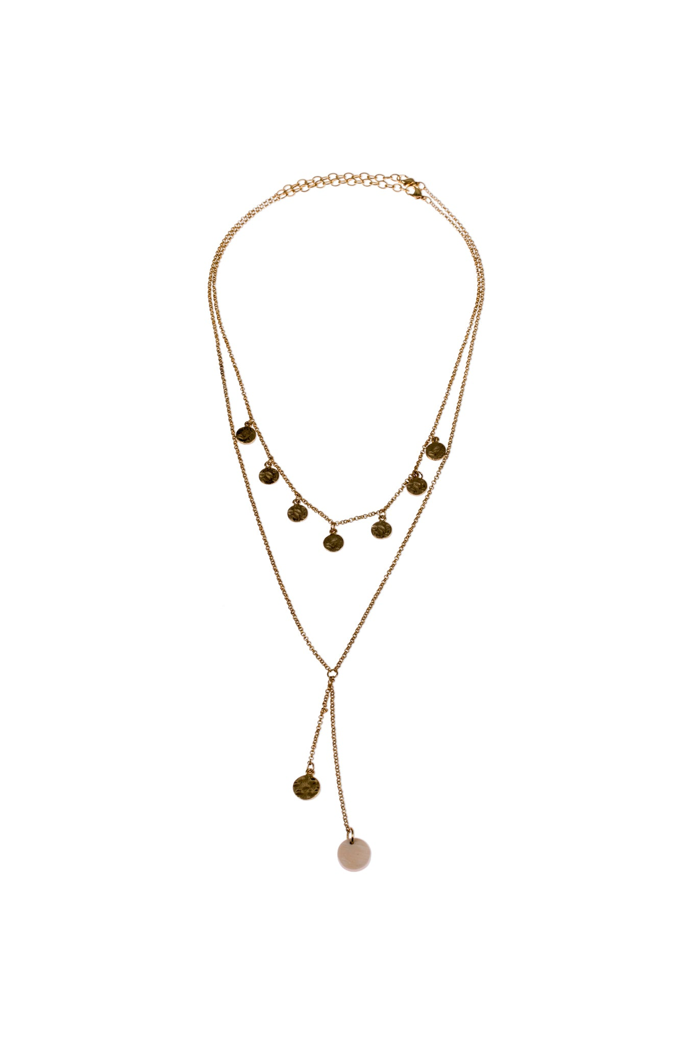 Arya necklace by Daughters of the Ganges