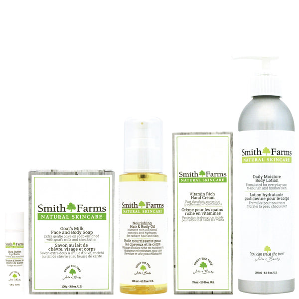 Smith Farms - SF Complete Body Care Kit