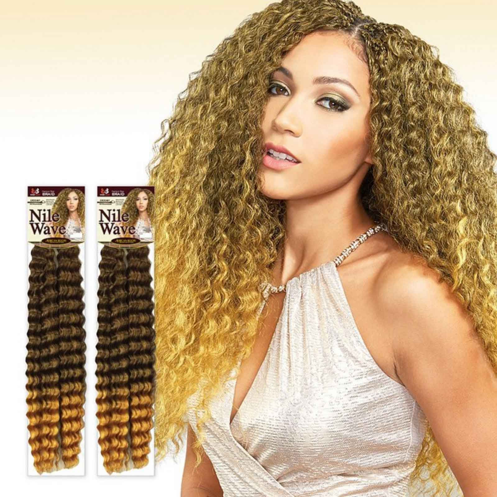 NILE WAVE CROCHET BRAIDS