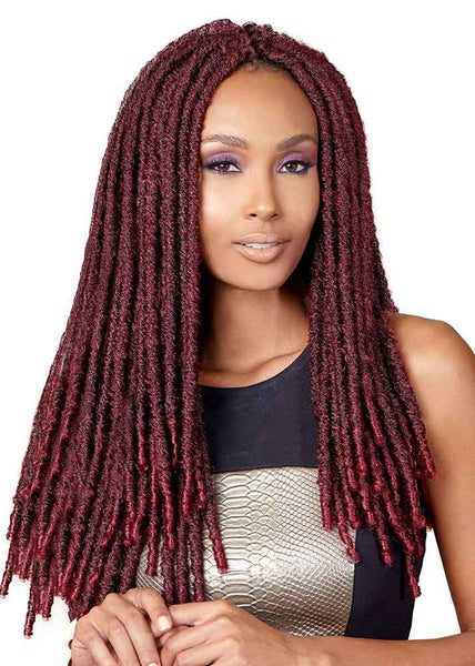 Senegal Bomba Dreadlocks Faux Locs Soul Bundle (5 packs)