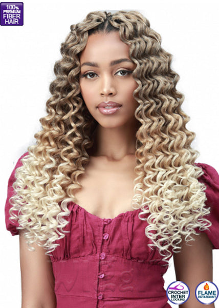 3X Brazilian Loose Deep Curl 20