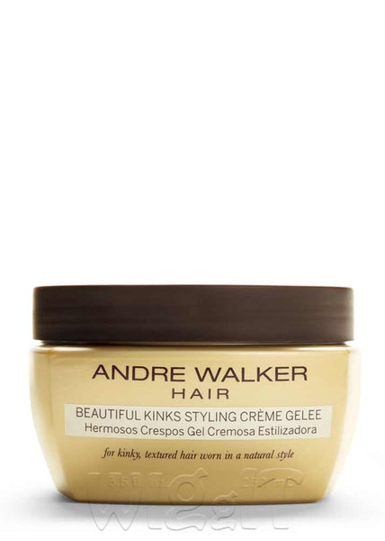 Andre Walker Beautiful Kinks Styling Creme Gelee