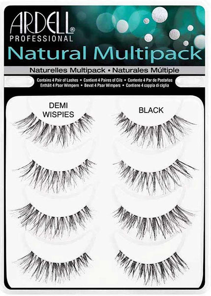 Ardell Natural Strip Lash Multipack Demi Wispies