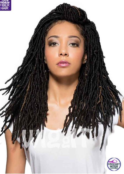 Nu Locs Crochet Bundle (5 packs)