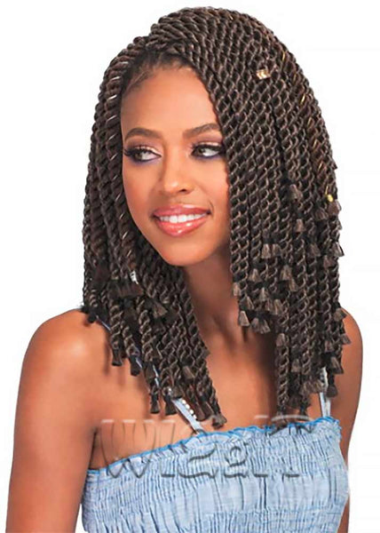 Bomba Senegal Twist Blunt Tips 10