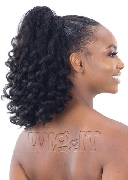 Natural Girl Ponytail (Med Rod)