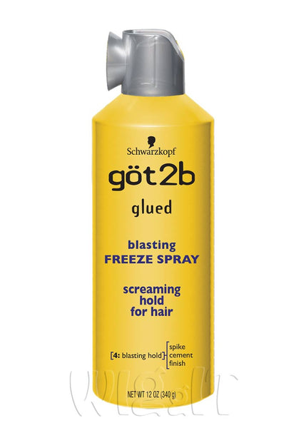 Got2b Glued Blast Freezing Spray