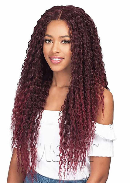 Miss Origin Bundle Natural Brazilian Wave Weave PLUS Closure